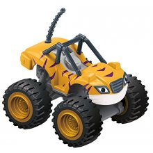 Fisher-Price Nickelodeon Blaze (Рык) and the Monster Machines Stripes